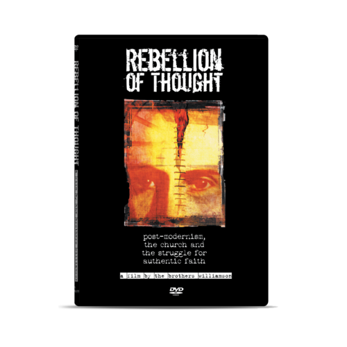 Rebellion of Thought - DVD