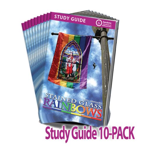 Stained Glass Rainbows - Study Guide 10-PACK
